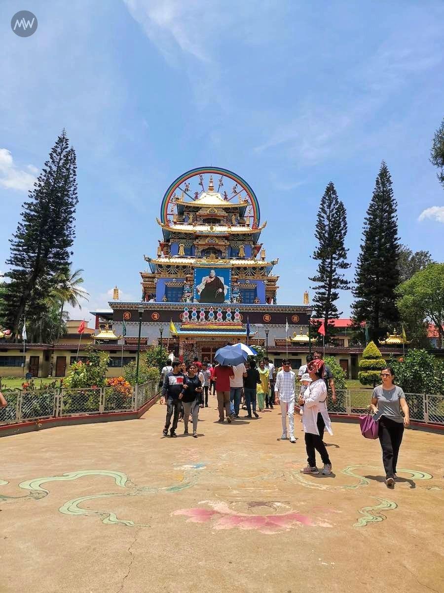 Namdroling Monastery, Bylakuppe