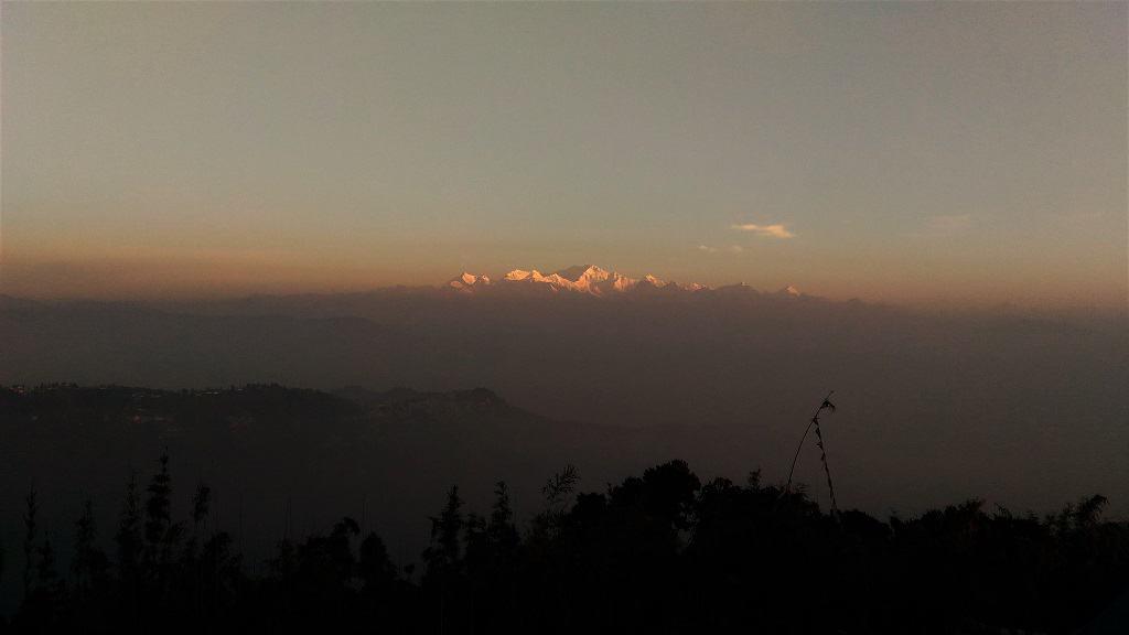 Mt.-Kunchenjungha