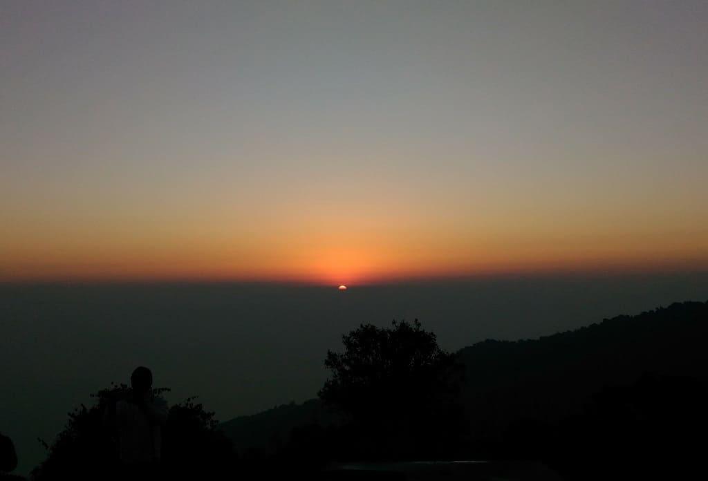Darjeeling-Sunrise