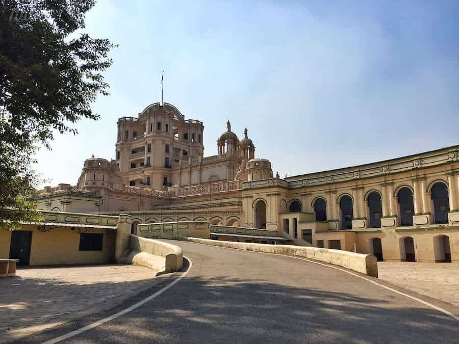 LA MARTINIERE COLLEGE #7 PLACE TO VISIT IN LUCKNOW