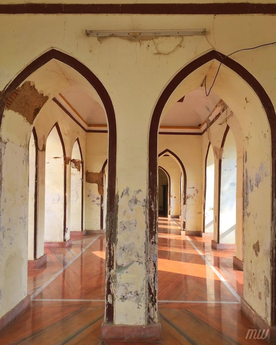 Shahnajaf Imambara Interior