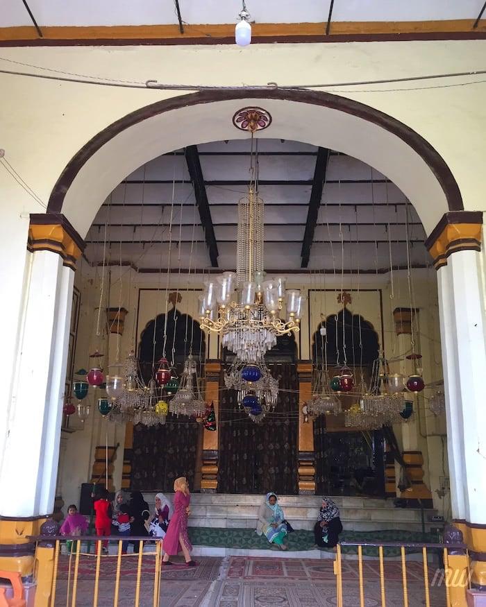 Shahnajaf Imambara Entrance