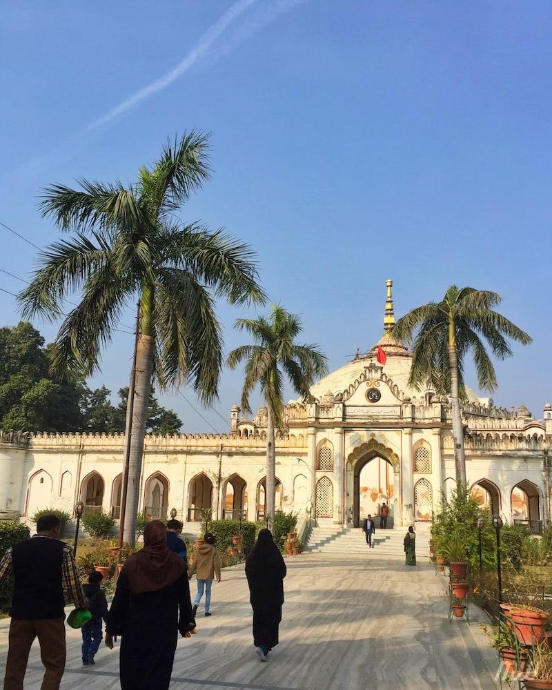 Shahnajaf Imambara Main Entry