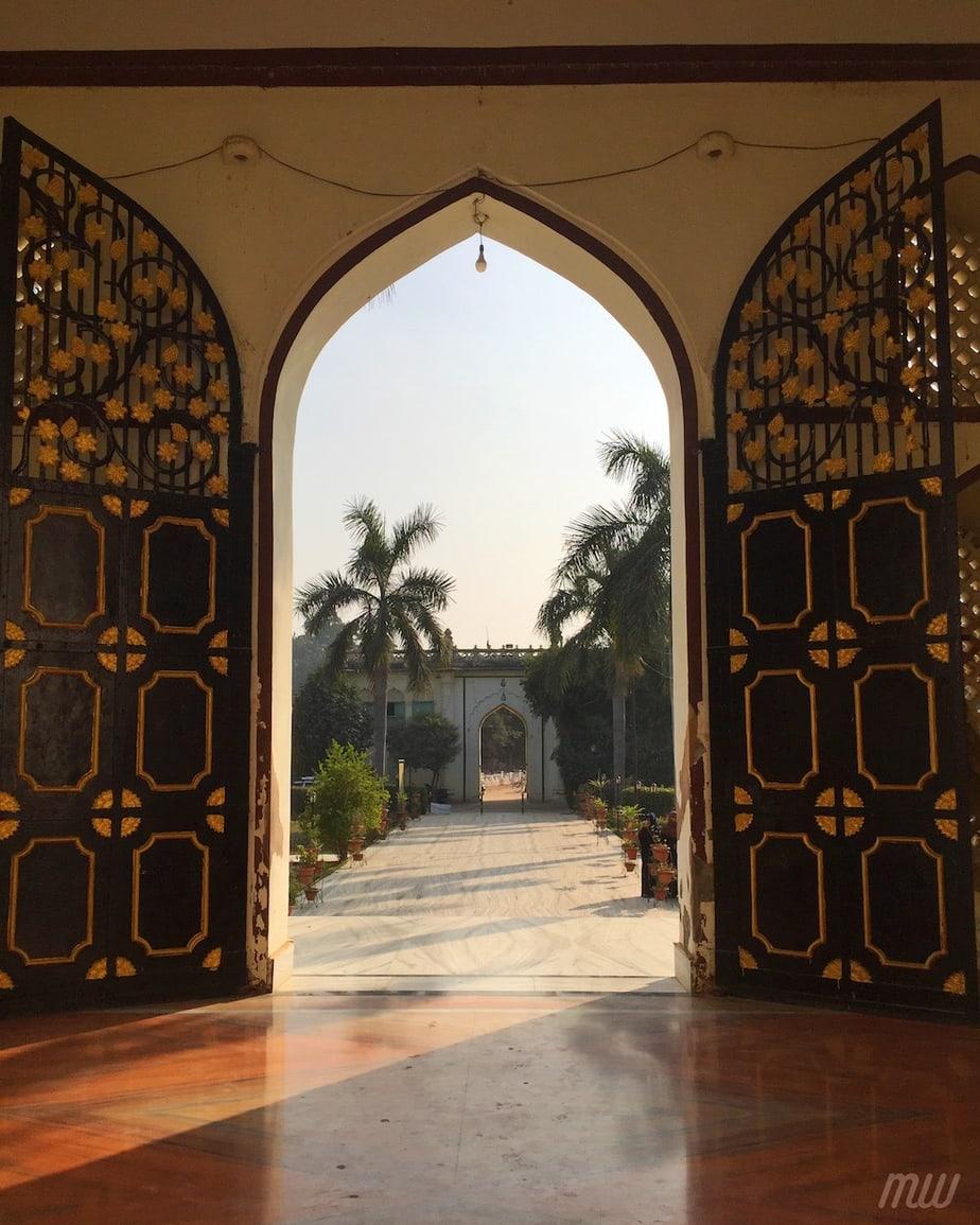 Shahnajaf Imambara Entrance Gate