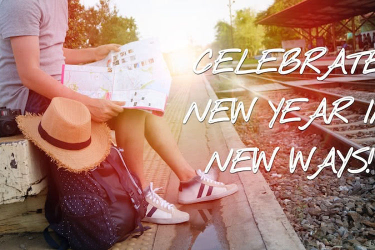 5 Ways to Celebrate New Year, #5 is a dream!