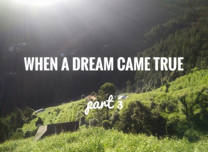 Read more about the article When a dream came true: My First Solo Trip (Final Part)