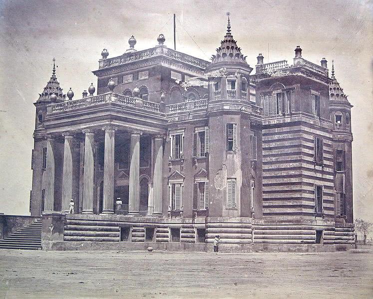 Dilkusha Kothi: Unpopular Palace of Lucknow's Deep History 1