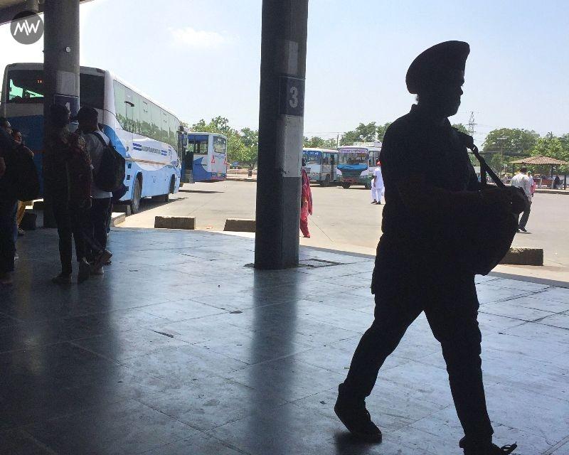 Chandigarh ISBT Sec 43 Bus Stand