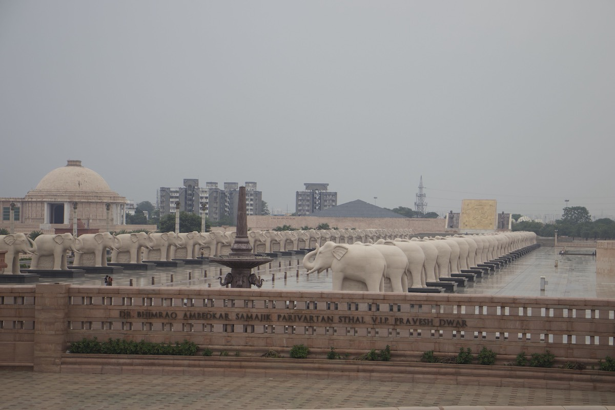 AMBEDKAR PARK #12 PLACE TO VISIT IN LUCKNOW