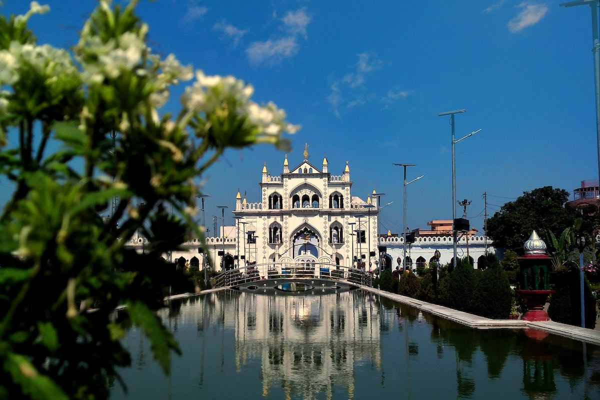 CHOTA IMAMBARA #2 PLACE TO VISIT IN LUCKNOW
