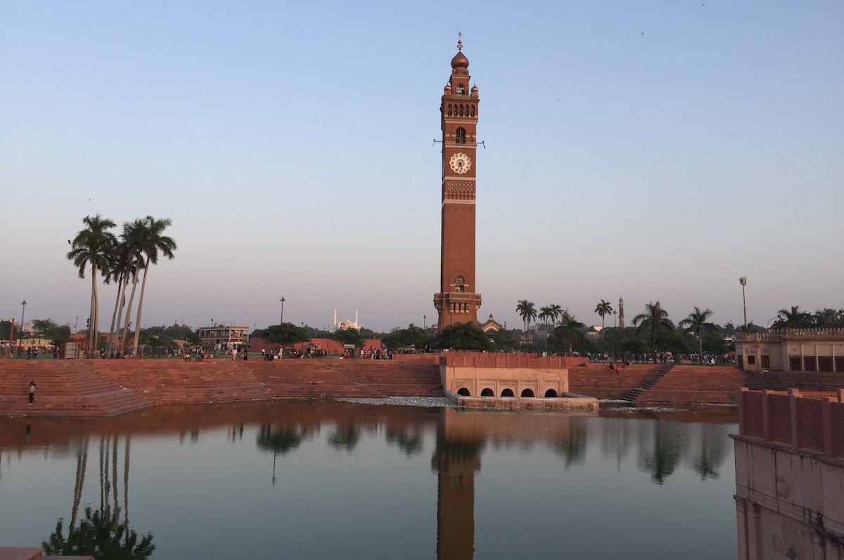 HUSSAINABAD CLOCK TOWER #4 PLACE TO VISIT IN LUCKNOW