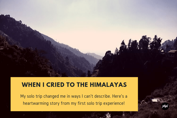 Read more about the article When I Cried to The Himalayas ( 7 Life Lessons )