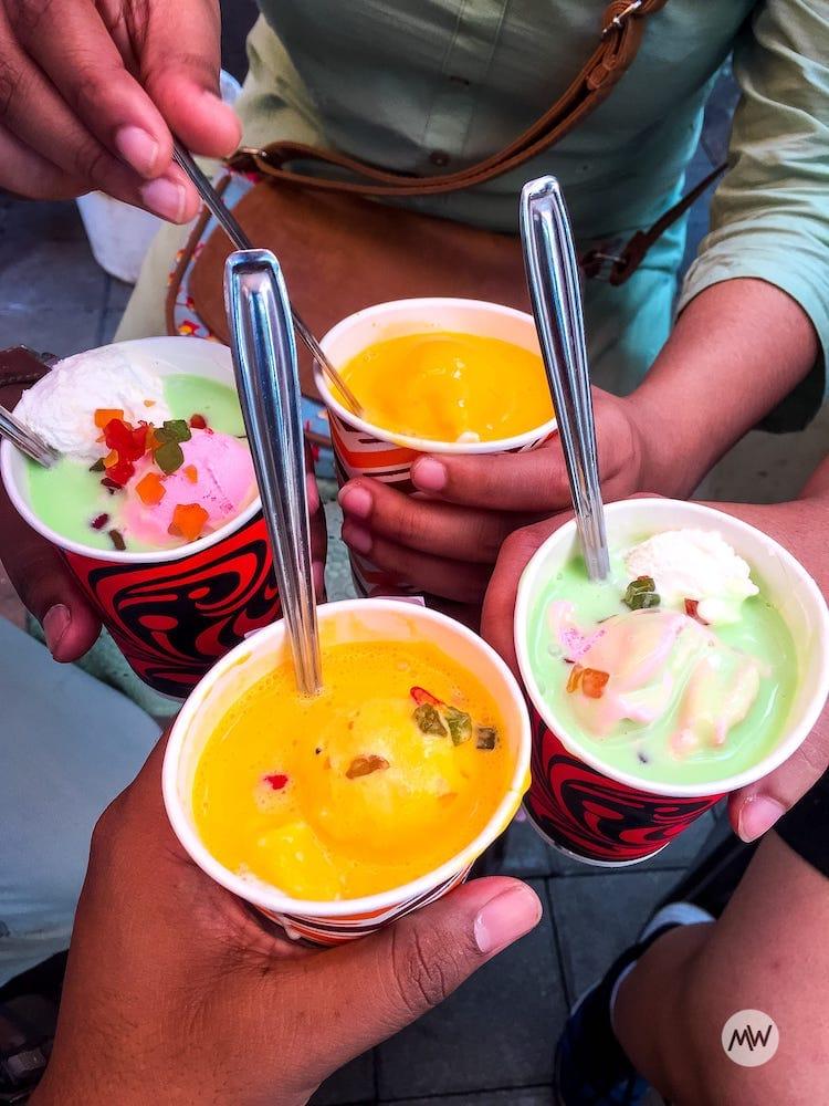 Mastaani Bai Shake - Mango and Pista flavored