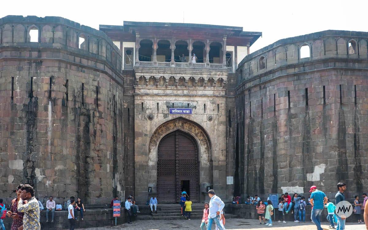 Shaniwar Wada in Pune