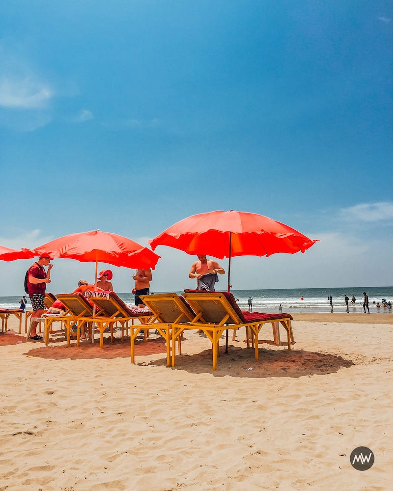 Top 5 North Goa Dreamy Beaches That No One Talks About 1