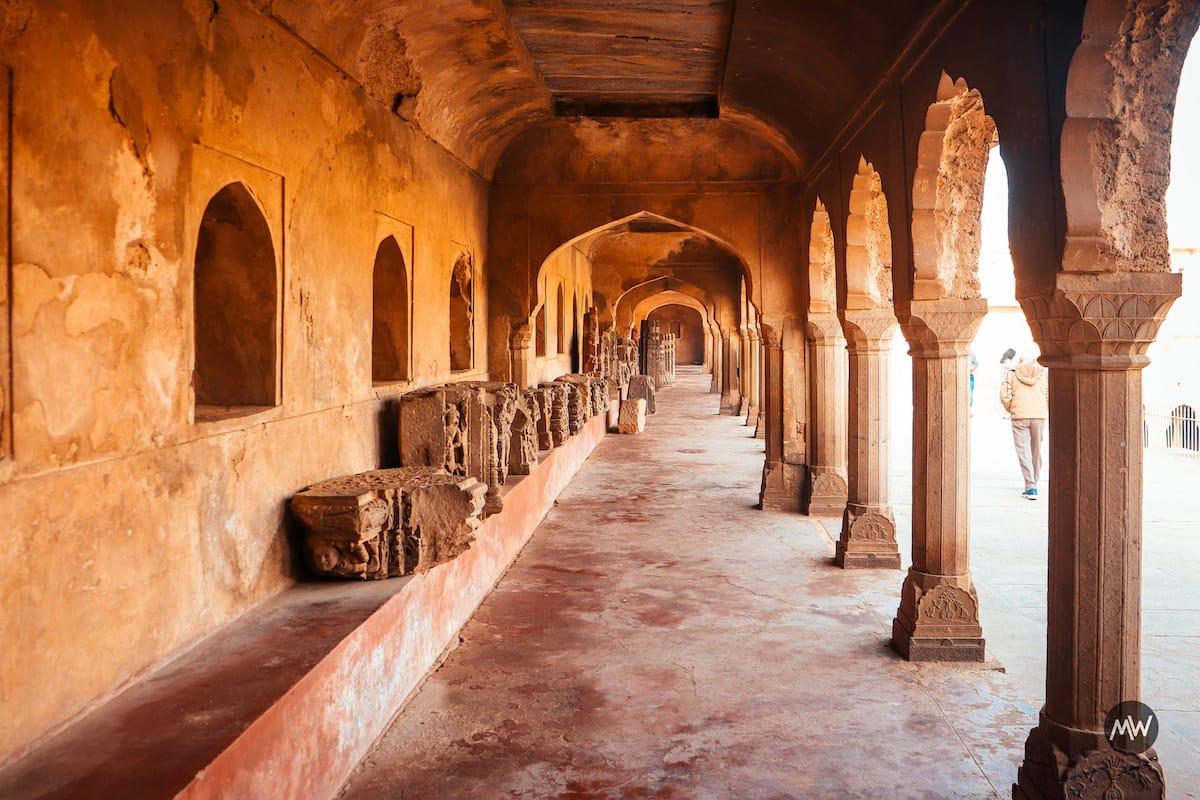 Gallery / Verandah at Chand Baori Stepwell