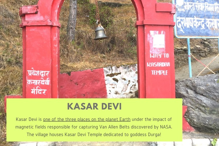 Read more about the article Kasar Devi: The Tempting Energetic Place in Almora