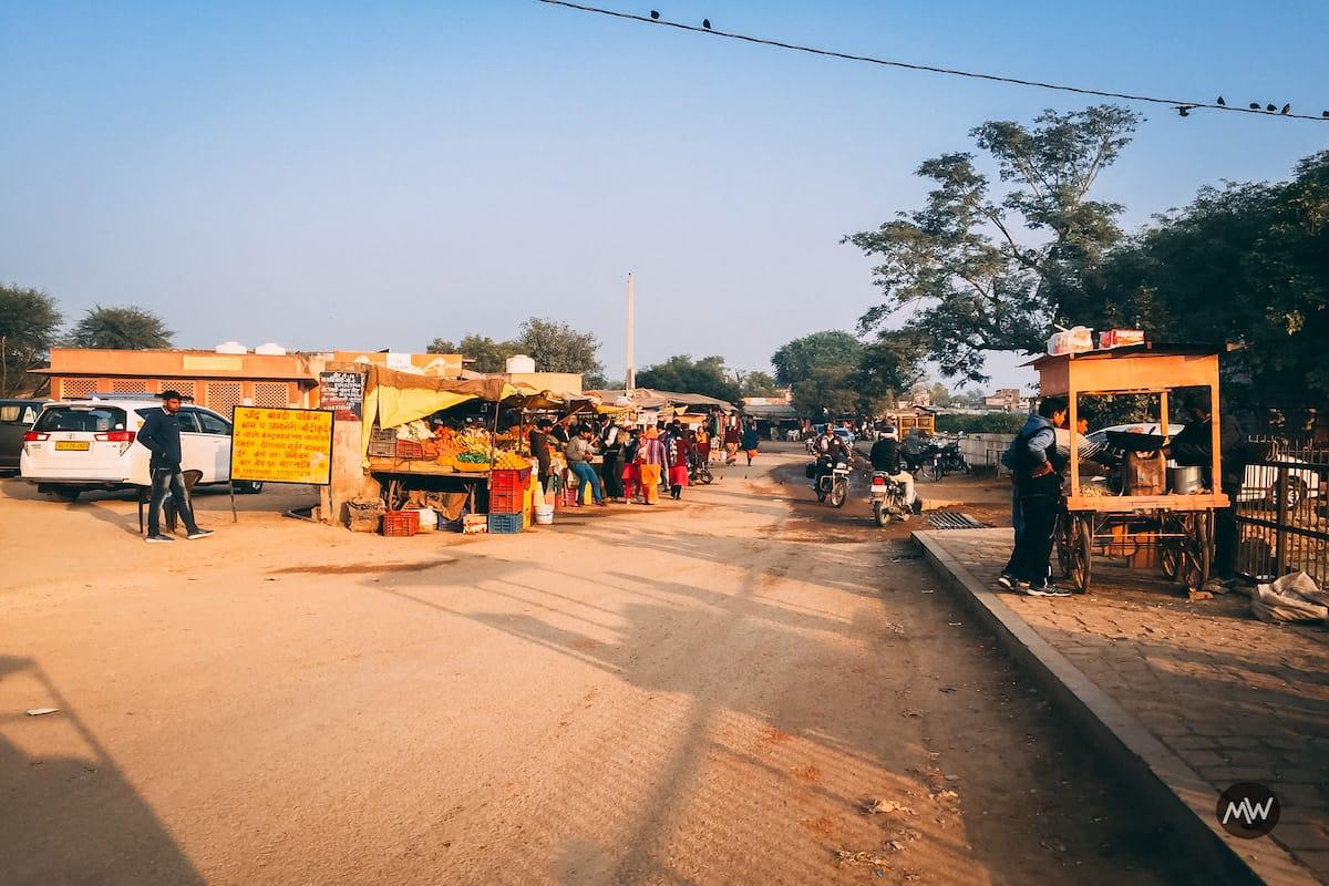 Tiraha near Chand Baori Stepwell