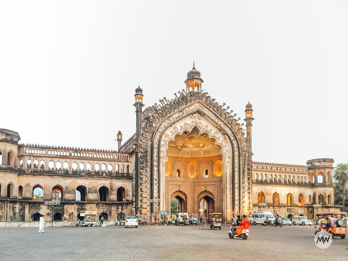 Rumi Gate: Lucknow's Most Beautiful Architecture 1