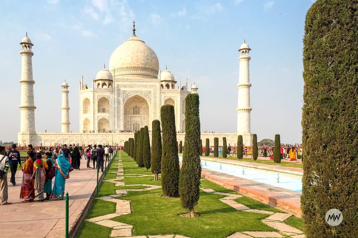 Garden Complex of The Taj Mahal - Virtual Tour
