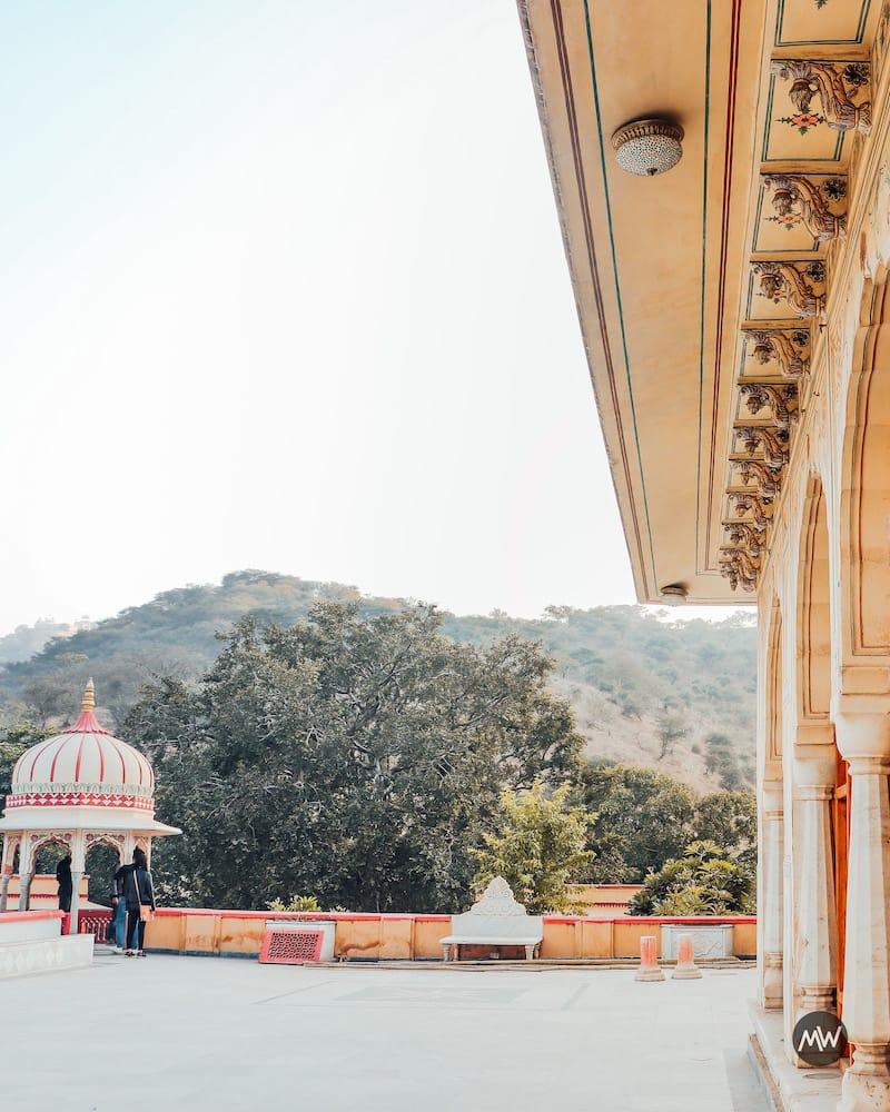 Jaipur sisodia garden