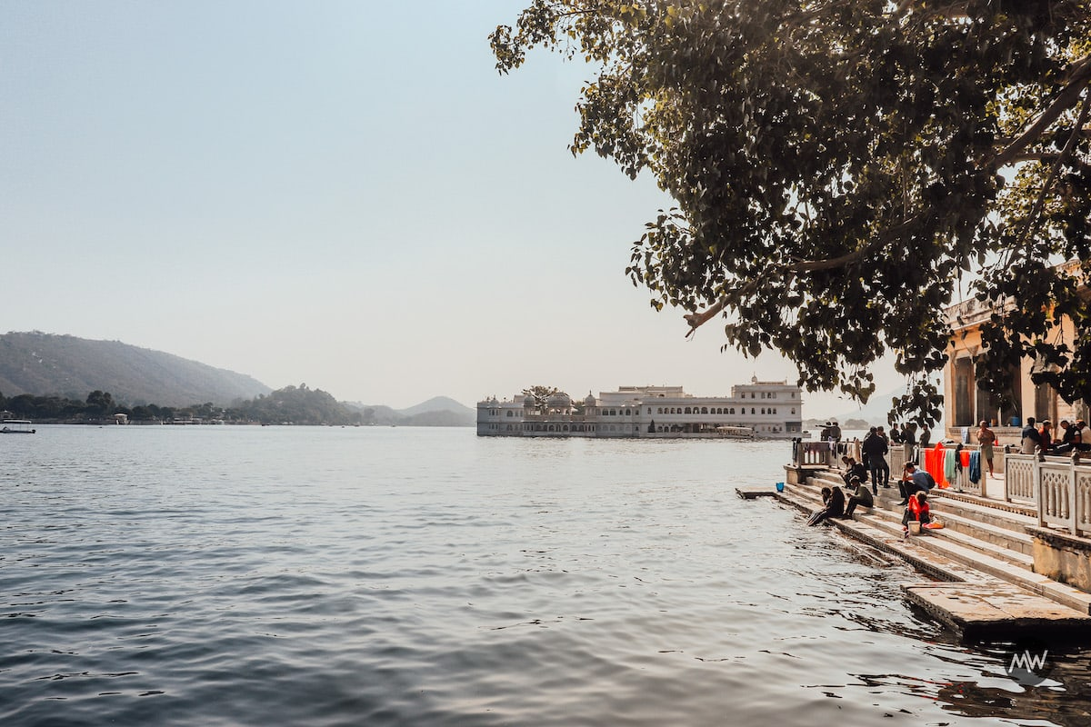 Ambrai Ghat and Jag MMandir - Udaipur Places To Visit