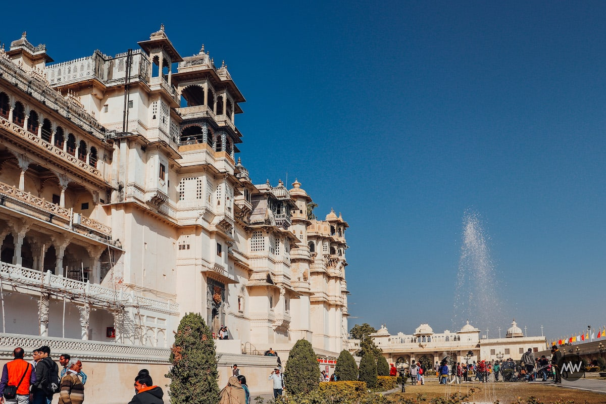 City Palace - Udaipur Places To Visit