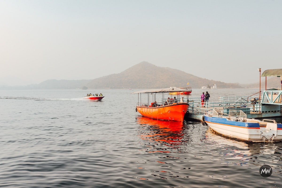 Fateh Sagar Lake Boating and Solar Observatory - Udaipur Places To Visit