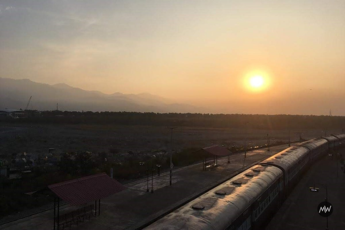 Morning at Kathgodam Railway Station -Mukteshwar Dhma