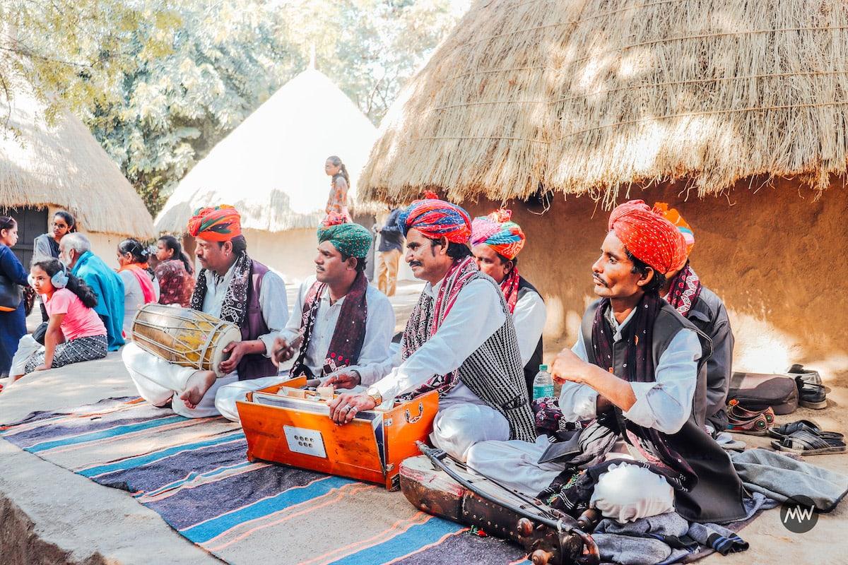 Rajasthani Folk Song - Udaipur Places To Visit