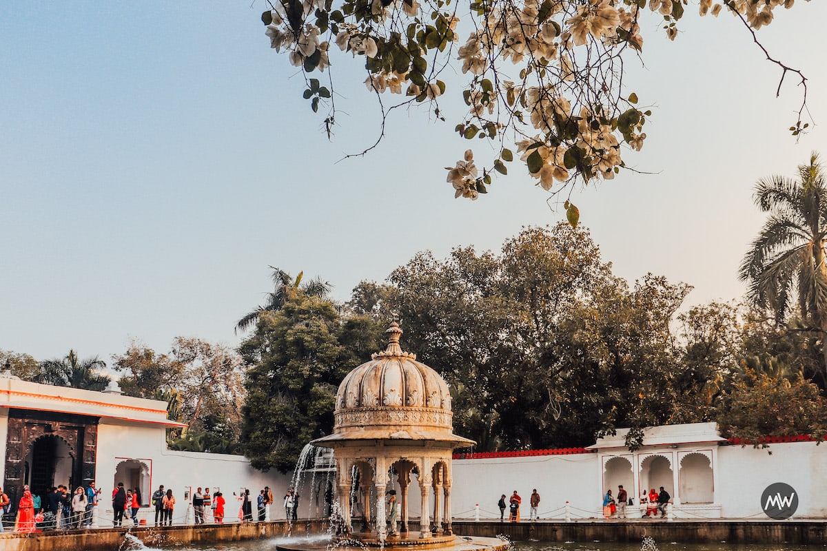 Saheliyon ki Bari - Udaipur Places To Visit