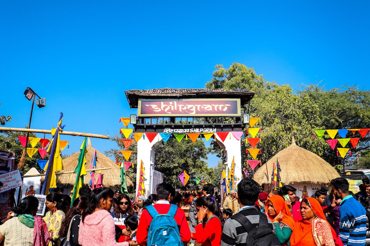 Shilpgram Festival - Udaipur Places To Visit