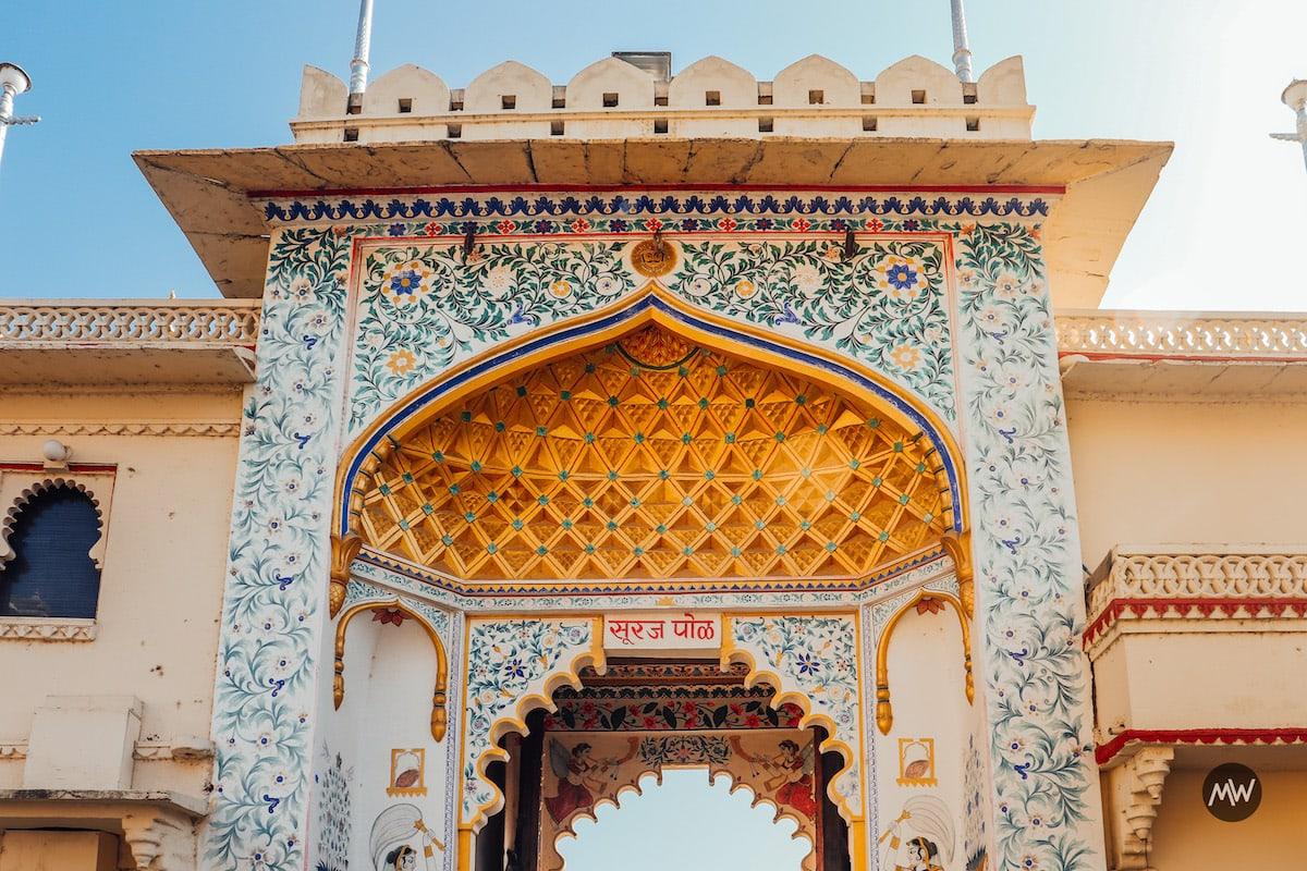 Sural Pol City Palace - Udaipur Places To Visit
