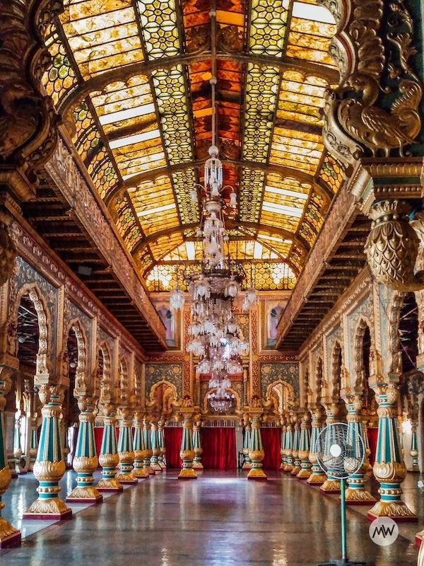 Discussion Room - Mysore Palace Virtual Tour