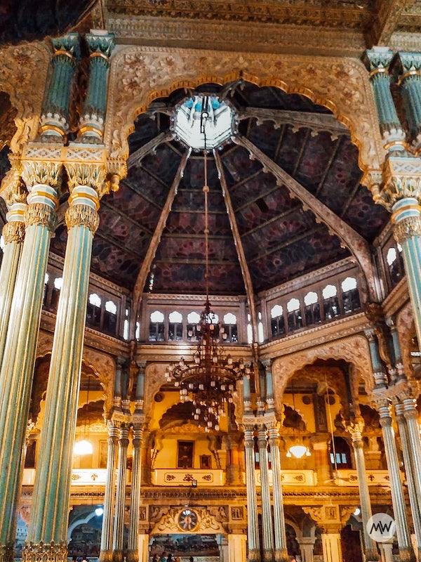 Kalyan Mandap 2- Mysore Palace Virtual Tour