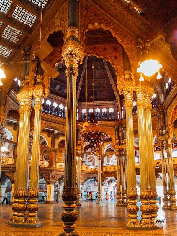 Kalyan Mandap - Mysore Palace Virtual Tour