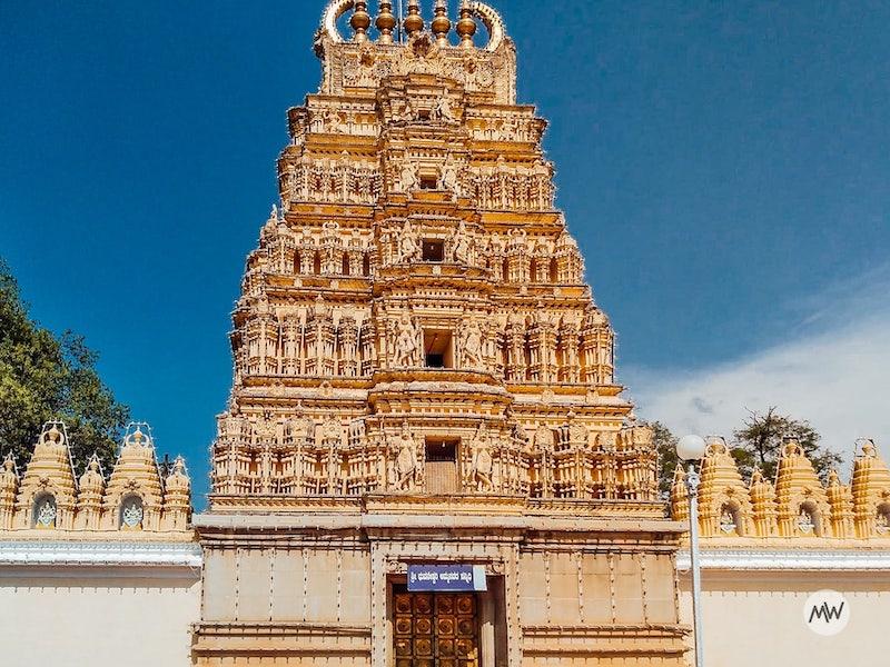 Kodi Bhairava Temple - Mysore Palace Virtual Tour