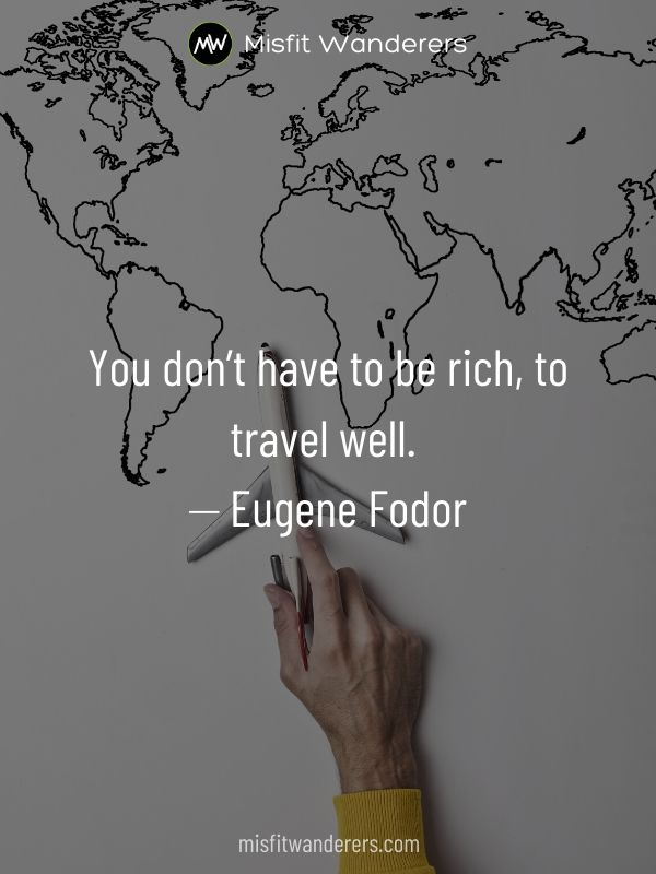 Rich Travel - best travel quotes
