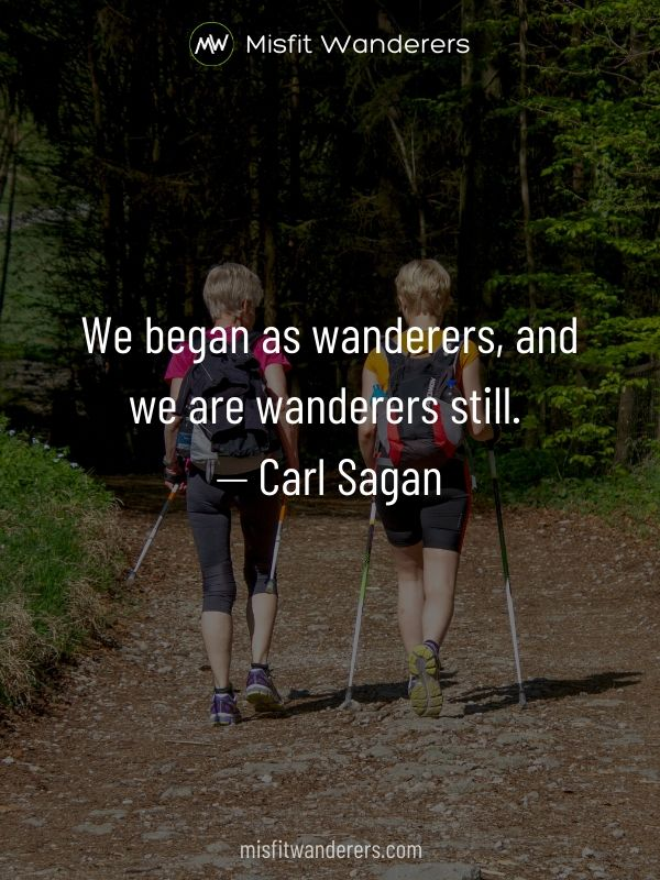 Wanderers - best travel quotes