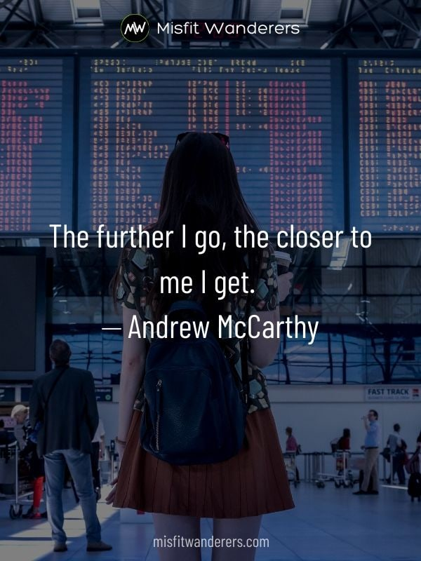 closer to me - best travel quotes