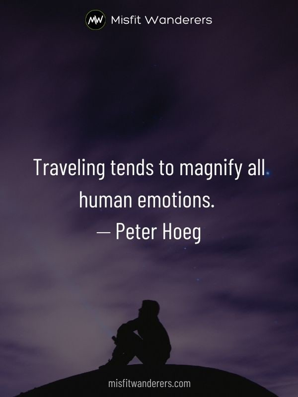 emotions - best travel quotes