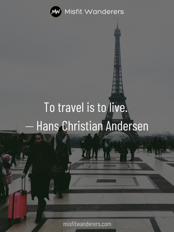 live travel - best travel quotes