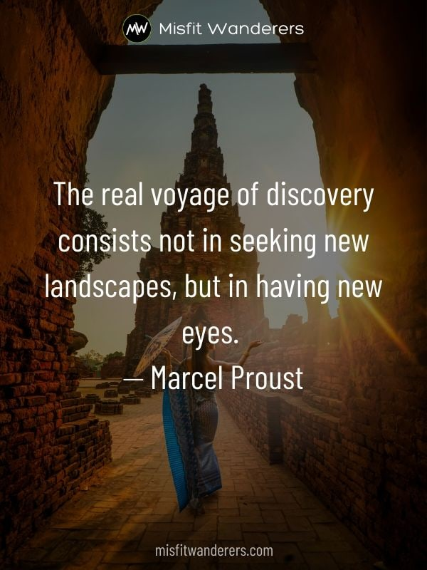new eyes - best travel quotes