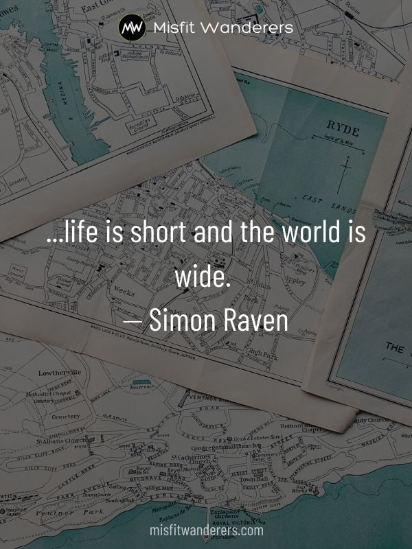 wide world - best travel quotes