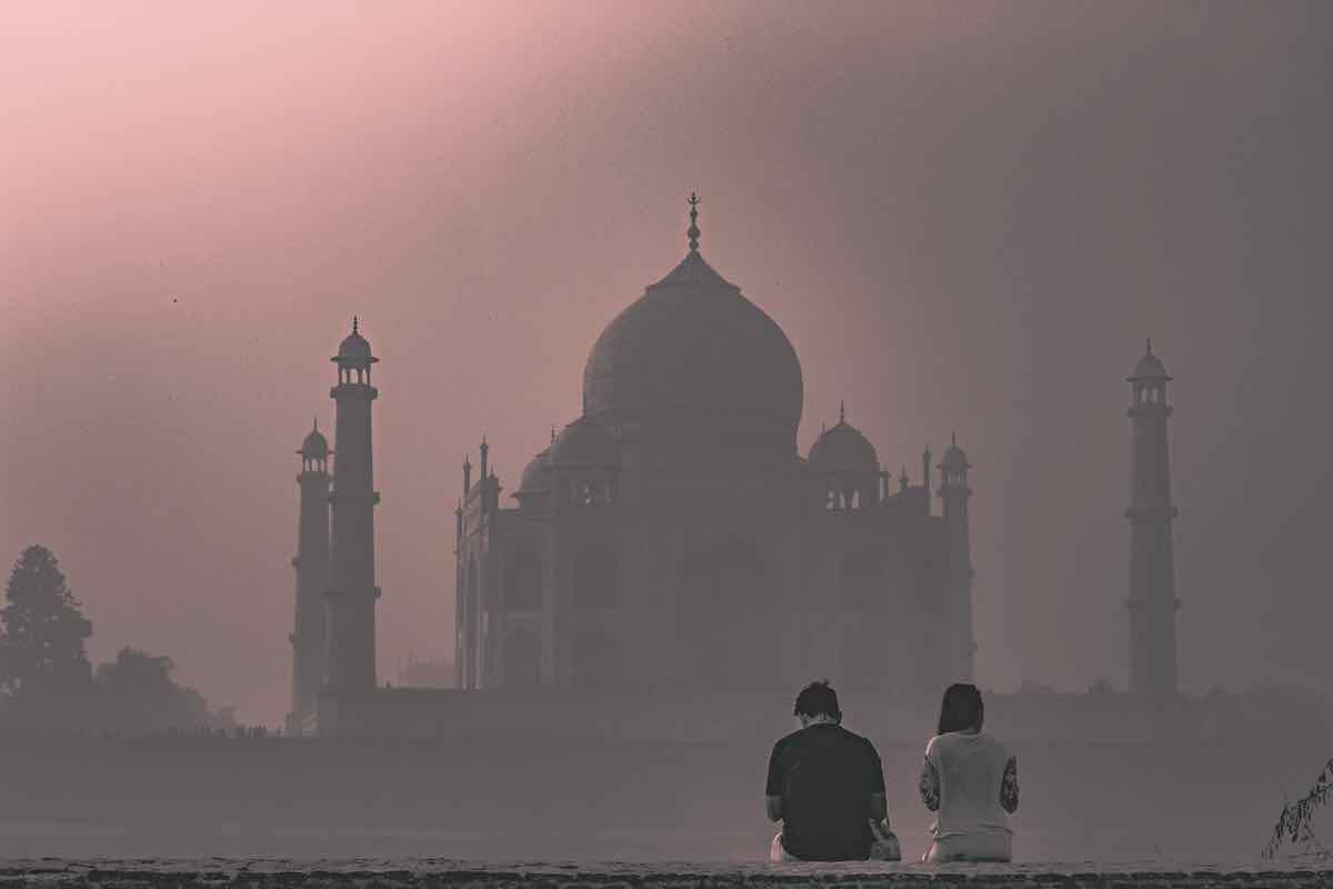 Marrying in the city of love, Agra. Good! - Wedding Destinations in India