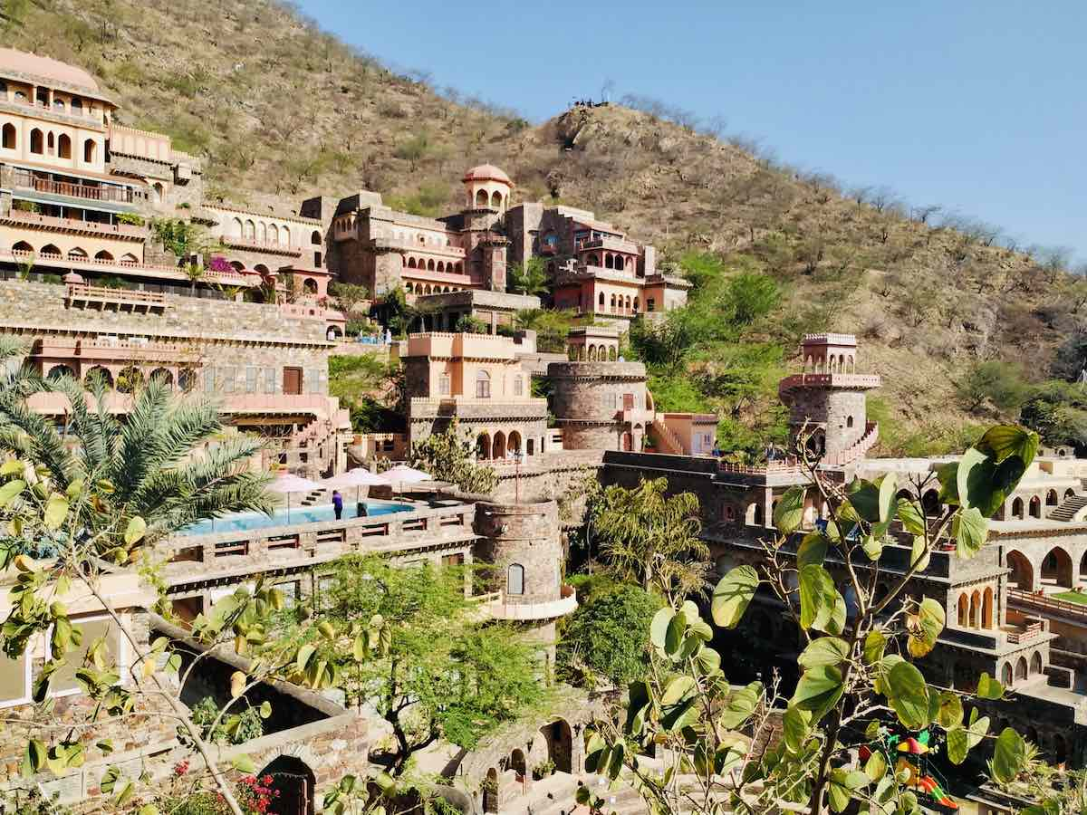 Neemrana is just an hour away from Delhi - Wedding Destinations in India