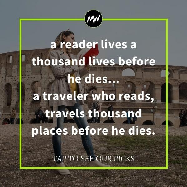 best travel books promo