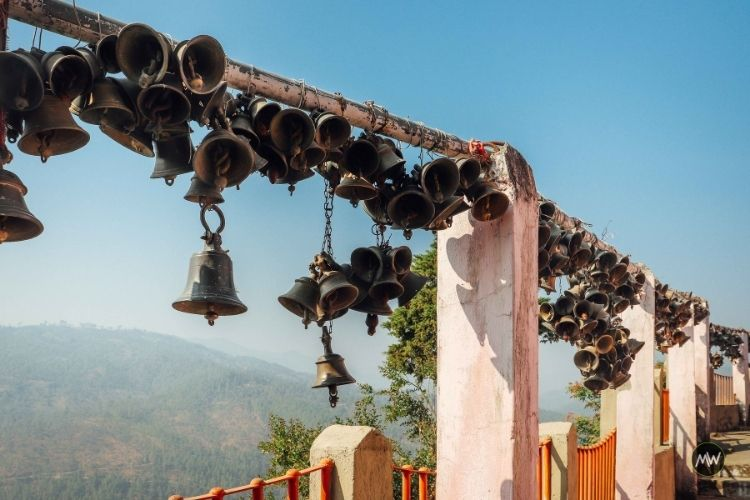 Read more about the article Kot Bhramari Temple is Where You Get 360° Views of Himalayas
