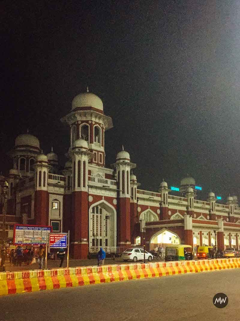 Lucknow Charbagh Station