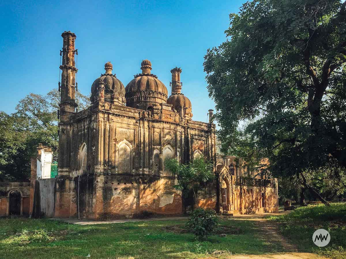 Mosque - The Residency Lucknow